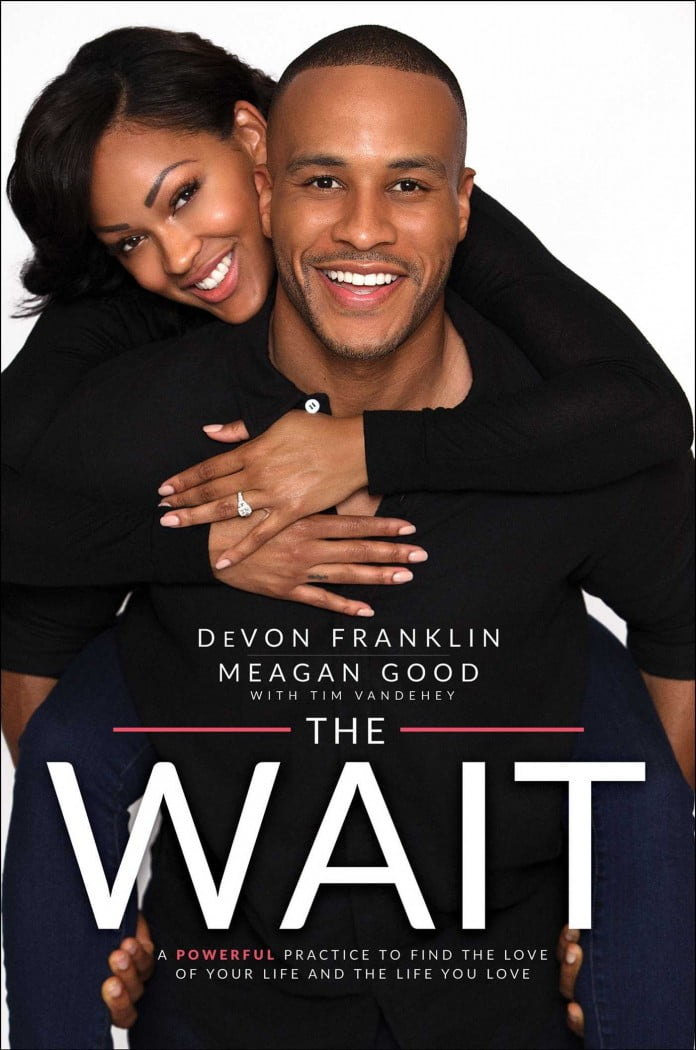 Picture of Meagan Good and Devon Franklin