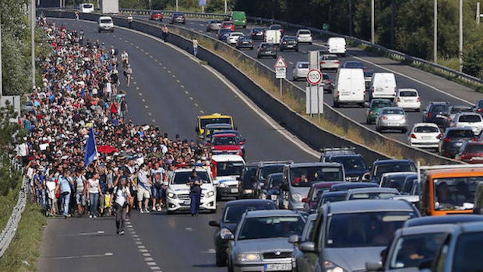 S.N.R.*: Ante las oleadas de refugiados