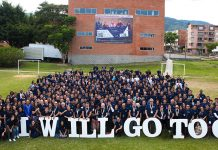Hundreds attended the Adventist Professionals and University Students International Missionary Congress themed I Will Go Too 3.0, held in Medellin, Colombia, August 22-25, 2018. [Photo: Colombia Adventist University]