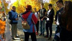 Young Moldova Adventists host NEWSTART health expo