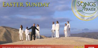 Adventists to Perform on Easter Sunday Songs of Praise