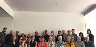 BUC Retirees Holiday