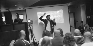 Review of Poetry Evening: 'Transcendence'