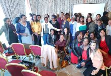 West-of-Ireland Women Host a Memorable Women's Ministries Retreat