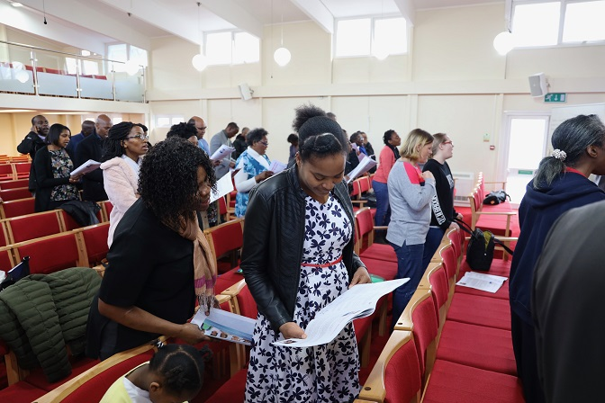 NEC Children's Ministries Training Seminar