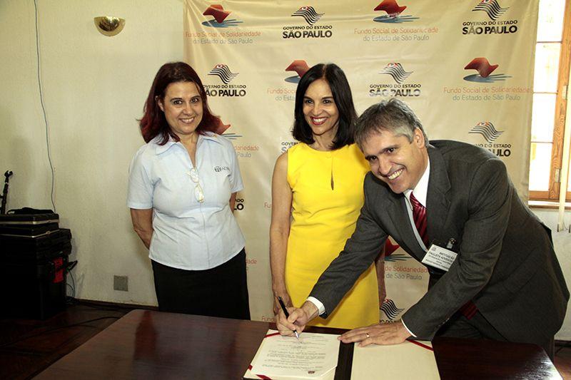 Projeto é uma parceria importante com poder público de São Paulo