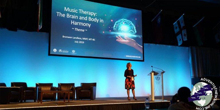 El cerebro humano está programado para la música, asegura especialista – Noticias