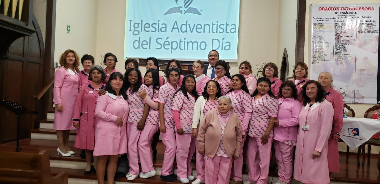 Voluntariado de acompañamiento espiritual en Iquique