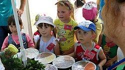 More than 200 children participate in health summit in Ukraine