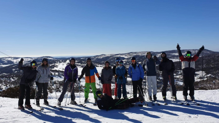 Weekend on the slopes builds stronger youth connections