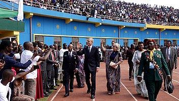Adventists in Rwanda celebrate 100 years of mission