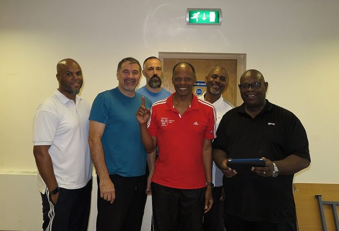 NEC Area 6 Ministers Work Up a Sweat! :: Adventist Church in UK and Ireland