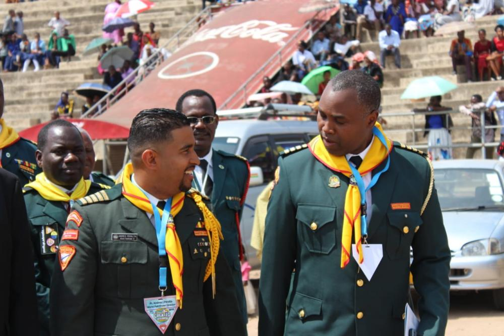 In Tanzania Thousands Celebrate Pathfinders Day Adventist News Online