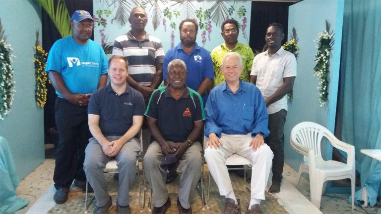 Solomon Islands welcomes General Conference representatives
