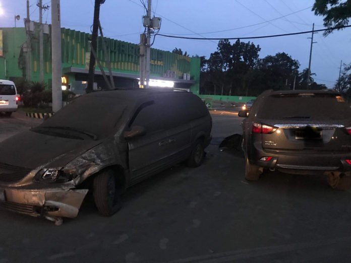 Volcanic ash has already affected many residents in northern Luzon, Philippines, including Seventh-day Adventist families who live in the area. [Photo: Southern Asia-Pacific Division News]