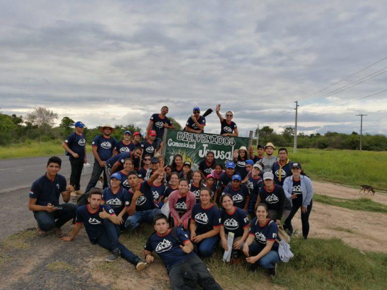 Caleb Extremo Chaco: Jóvenes Adventistas dejan su huella en comunidades nativas – Noticias