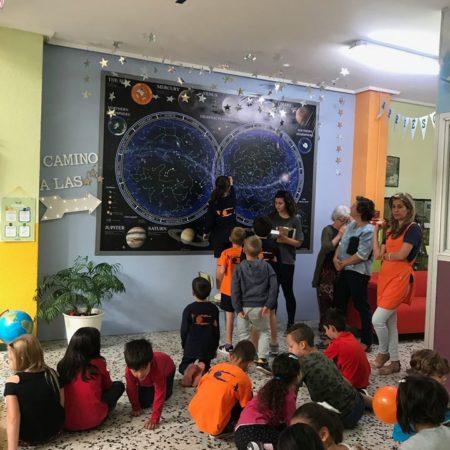 Colegio Rigel: Camino a las estrellas