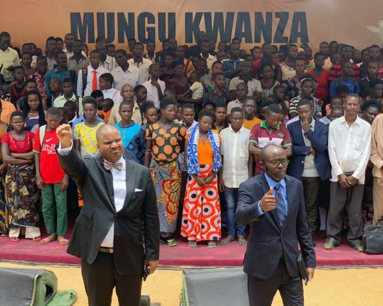 Breath of Life Evangelistic Revival Leads to More Than 15,000 Baptisms in Tanzania