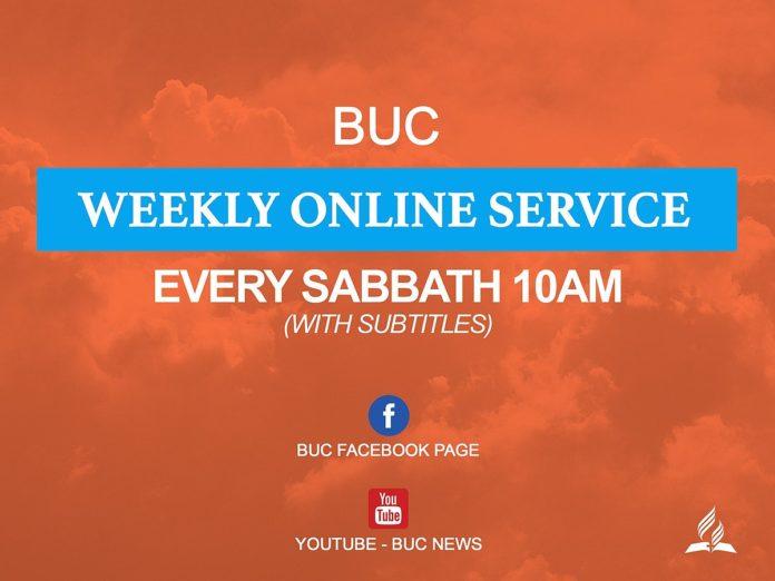 BUC Online Sabbath Service :: Adventist Church in UK and Ireland