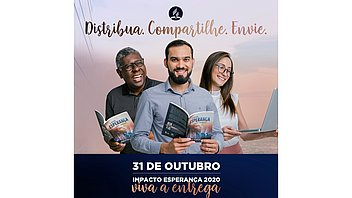 In South America, Seventh-day Adventists Reschedule Massive Literature Outreach :Adventist News Online