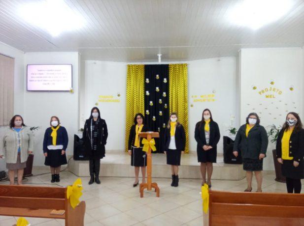 Solidariedade é destaque no sábado missionário da mulher adventista