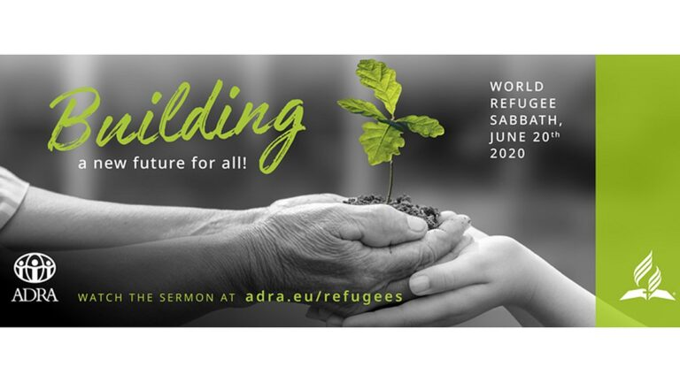 World Refugee Sabbath to be celebrated June 20 :Adventist News Online