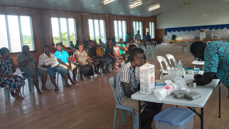 Adventist schools in Solomon Islands create ministry opportunities