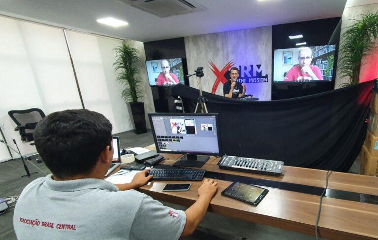 Congresso on-line motiva juventude de Goiás para viver a missão