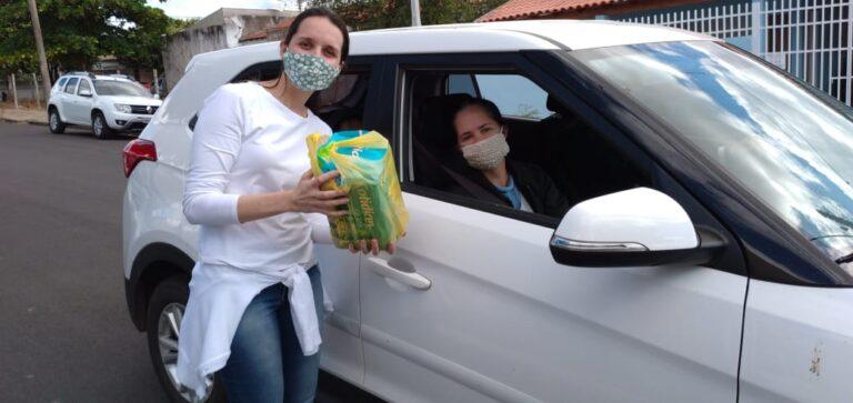 Jovens promovem ações on-line e sociais durante a Pandemia