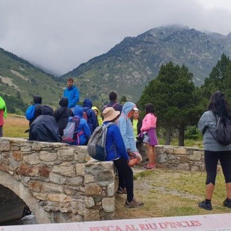 Singles: Experiencia vivida en el campamento de montaña 2020