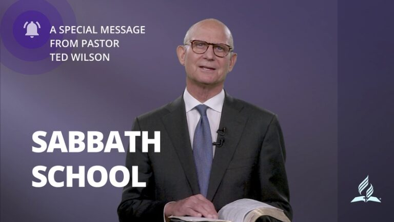 The Importance of Sabbath School :Adventist News Online