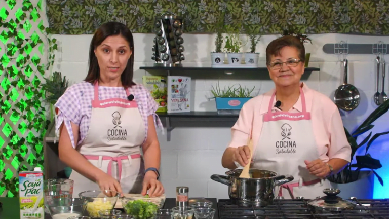 In North Mexico, Church Launches Healthy Cooking Series as Part of the 'I Want To Live Healthy' Initiative