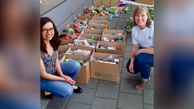 ADRA Works With Churches in the Netherlands to Feed the Community During Pandemic