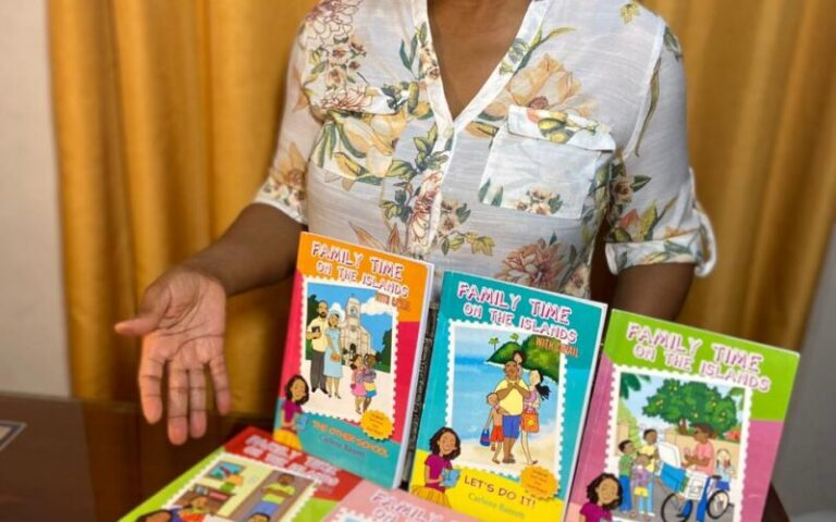 All Aboard! – 'Family Time on the Islands' Values-based Caribbean Book Series Sets Sail in Virtual Launch
