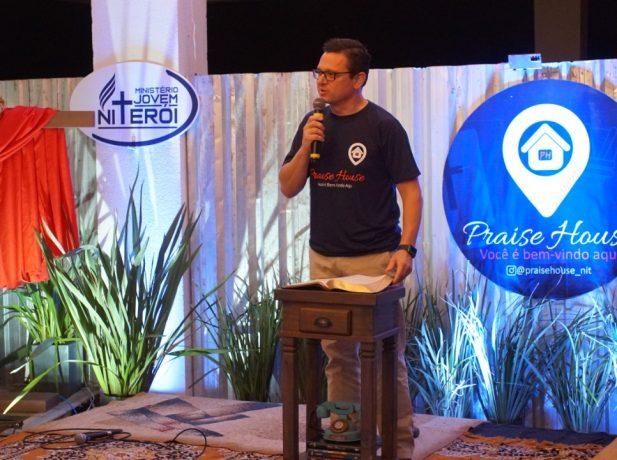 Batismo marca encerramento de Semana de Oração online na Grande Porto Alegre
