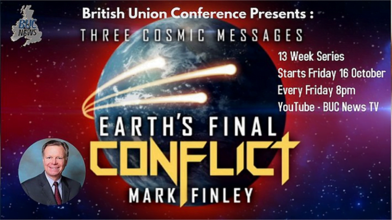 Three Cosmic Messages With Mark Finley
