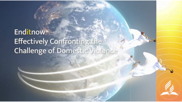 Domestic Abuse – Being a Part of the Solution :Adventist News Online