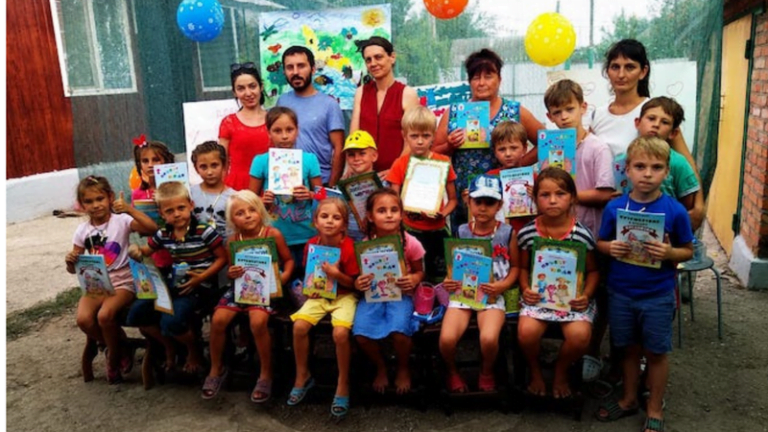 Online camp for children and teens held in the North Caucasus :Adventist News Online