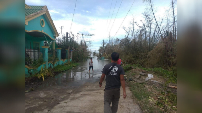 ADRA Responds as Five Tropical Storms Hit Southeast Asia :Adventist News Online