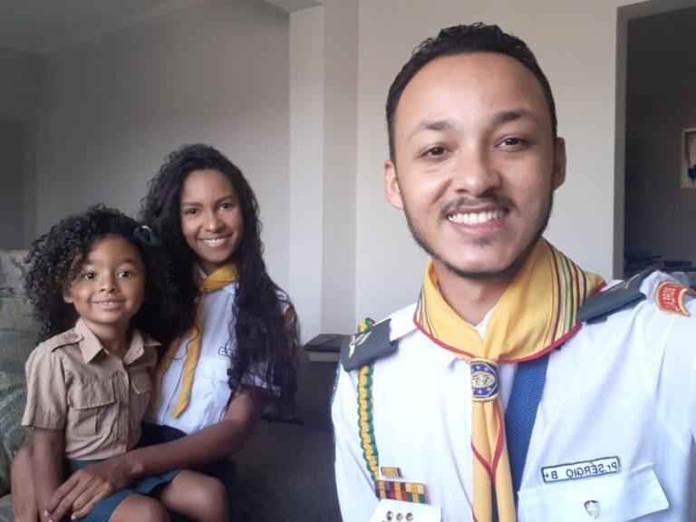 Pastor Sérgio Siqueira dos Santos é o novo Ministério Jovem da Missão Mineira Norte