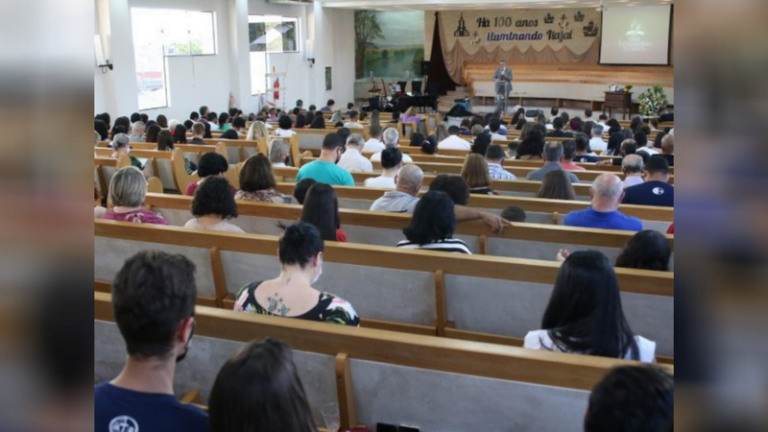 Itajaí Central Adventist Church Celebrates 100 Years