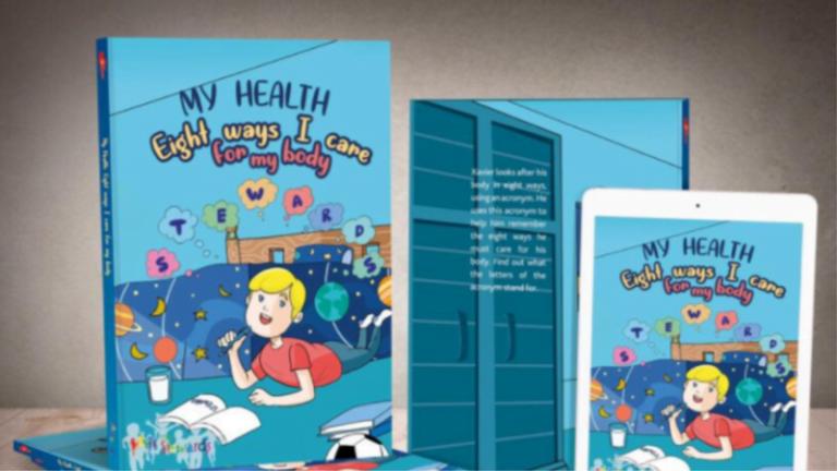 New Children's Book on Health