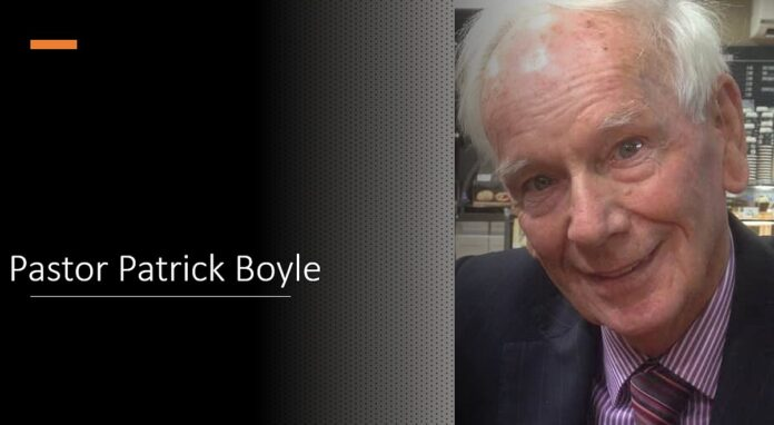 Death of Pastor Patrick Boyle :: Adventist Church in UK and Ireland