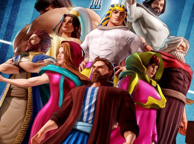 El juego que transporta a las épocas de la Biblia – Noticias