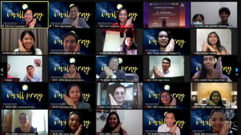 Prayer Network Holds Its First Prayer Convention in Southern Asia Pacific