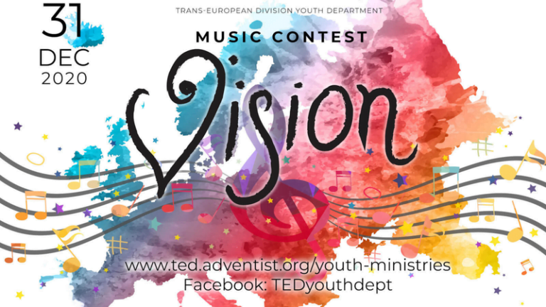 """Talented—""""Vision"""" Music Contest"""